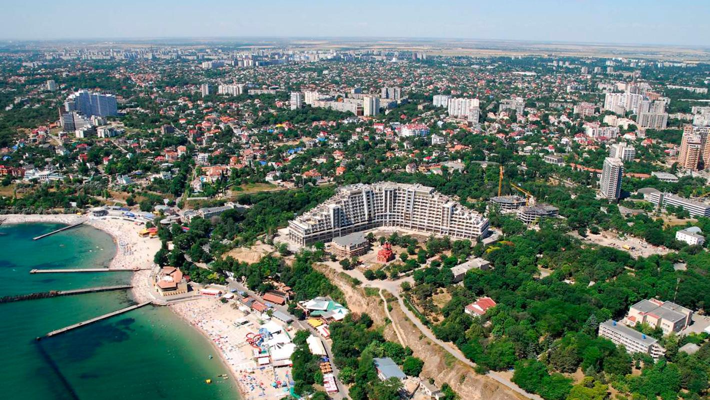 Одесса - жемчужина Черного моря!