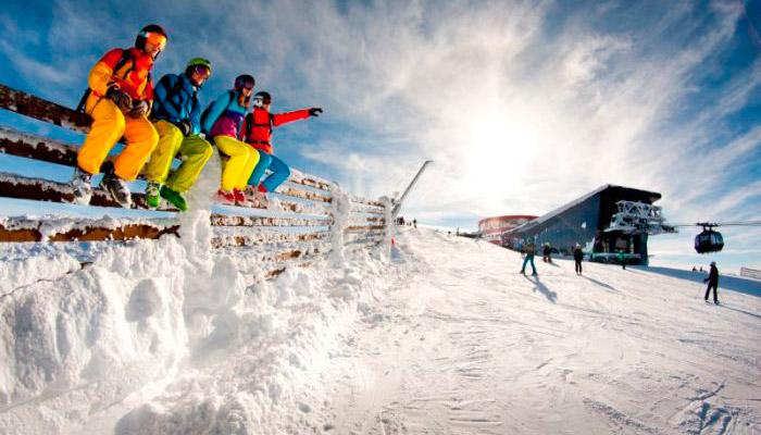 7 правил безопасности на горнолыжной трассе