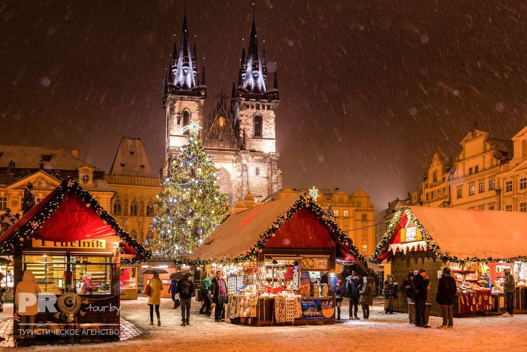 Чехия и Германия на Рождество 18.12.19